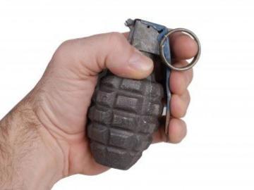 Imagen de archivo de una granada