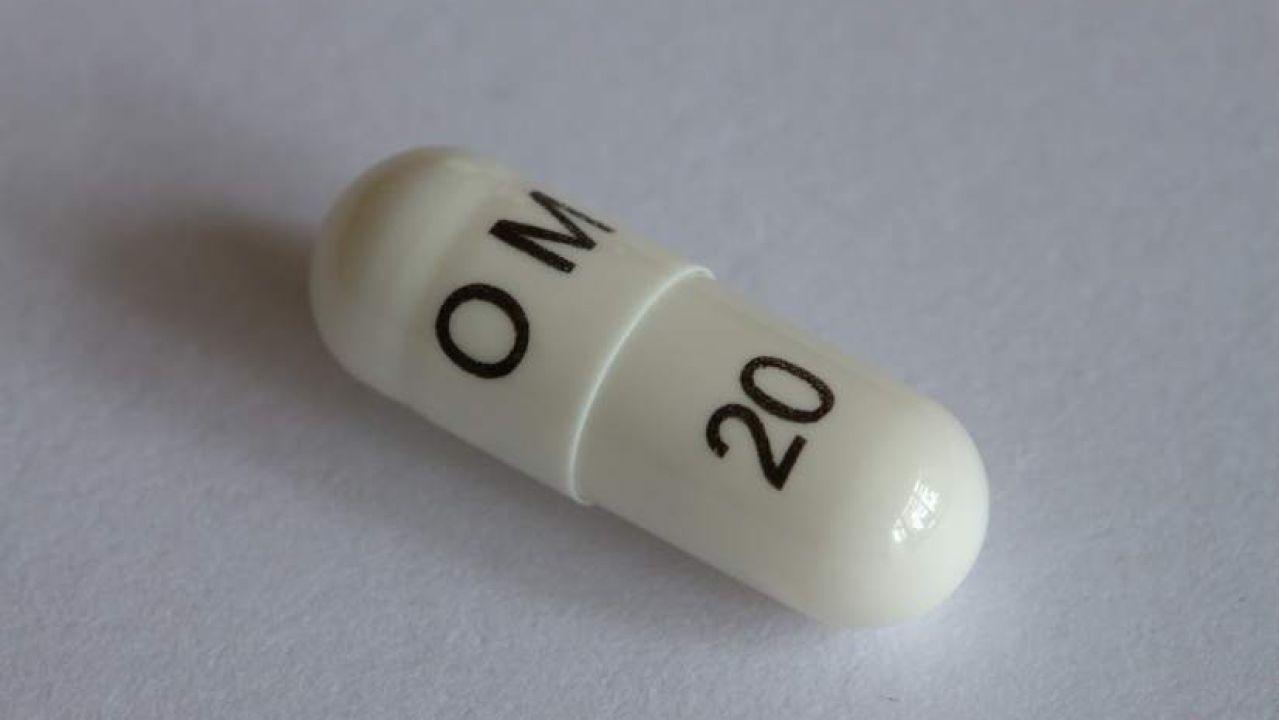 Píldora de Omeprazol
