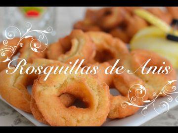 Rosquillas de Anís Fritas con Thermomix - Chef de mi casa