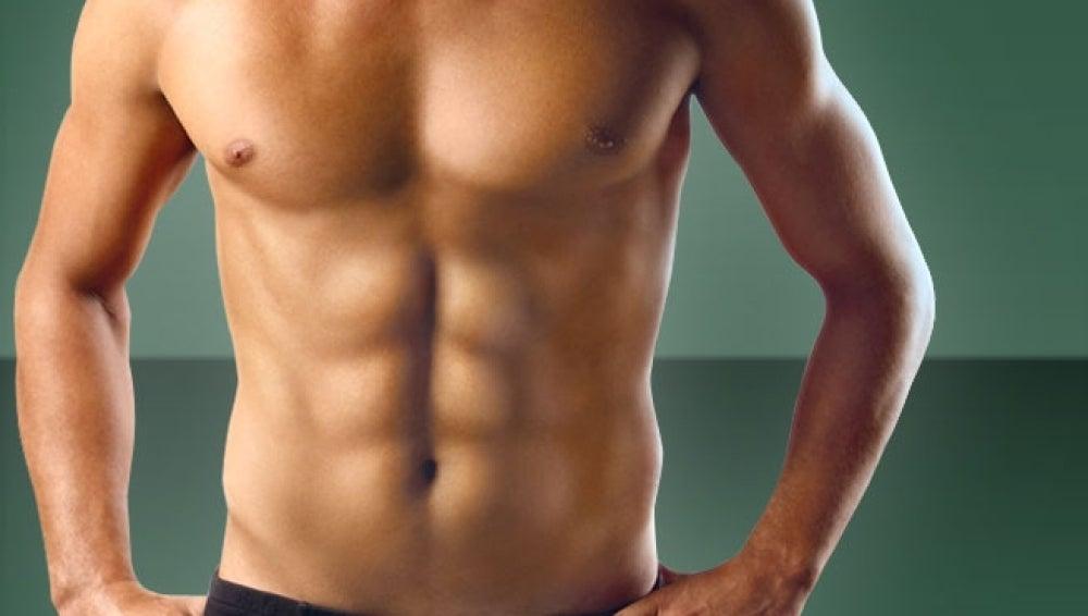 Imagen de un cuerpo masculino