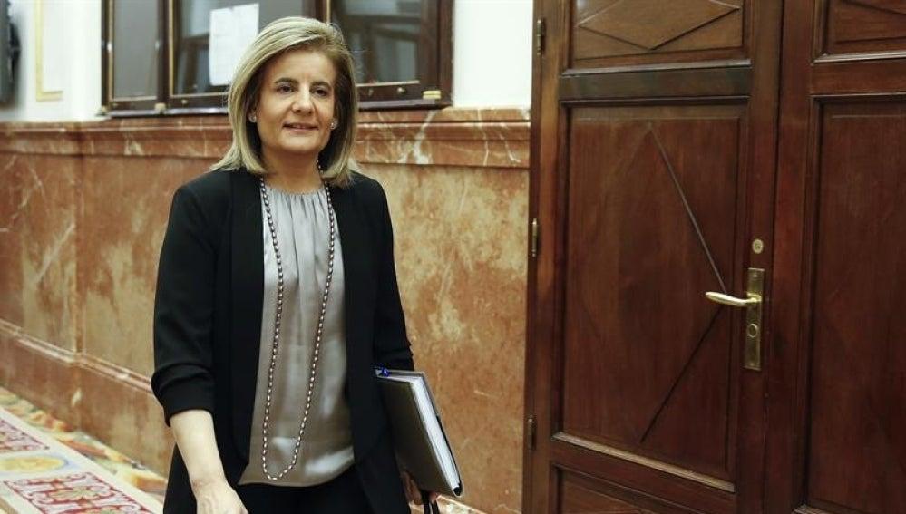 Imagen de archivo de Fátima Báñez