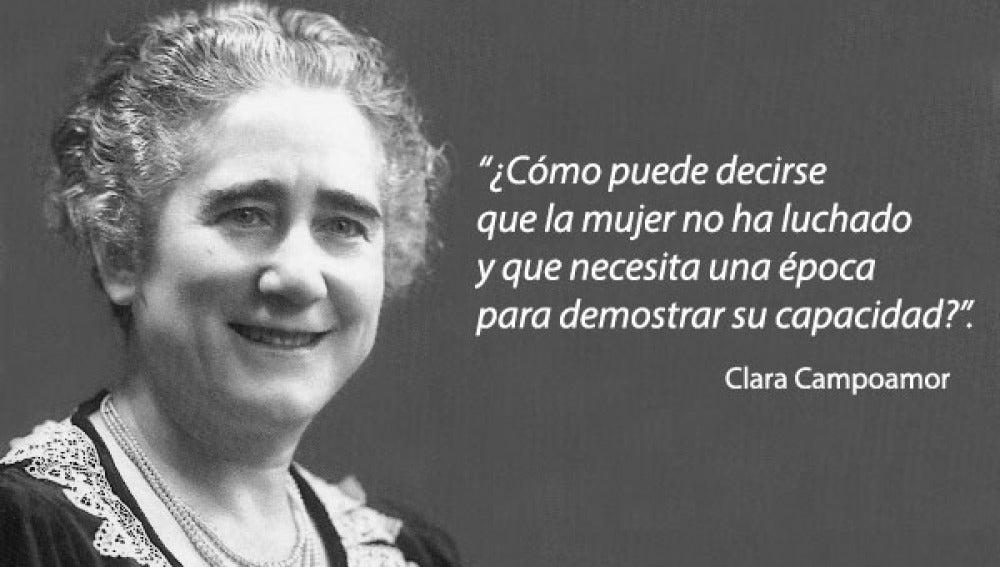 Ser Feminista En 1931 El Discurso íntegro De Clara