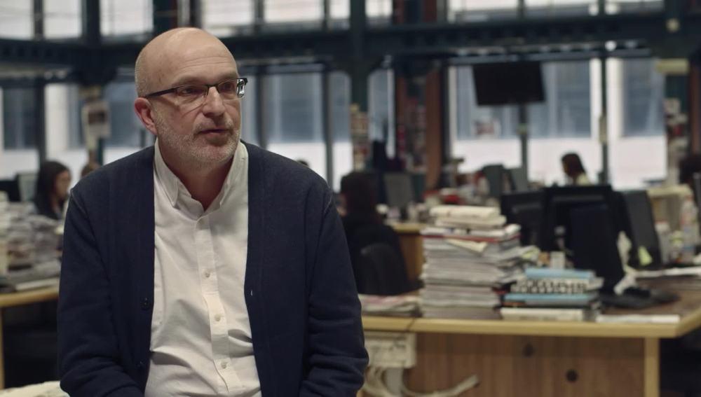 El periodista Manel Vilasero