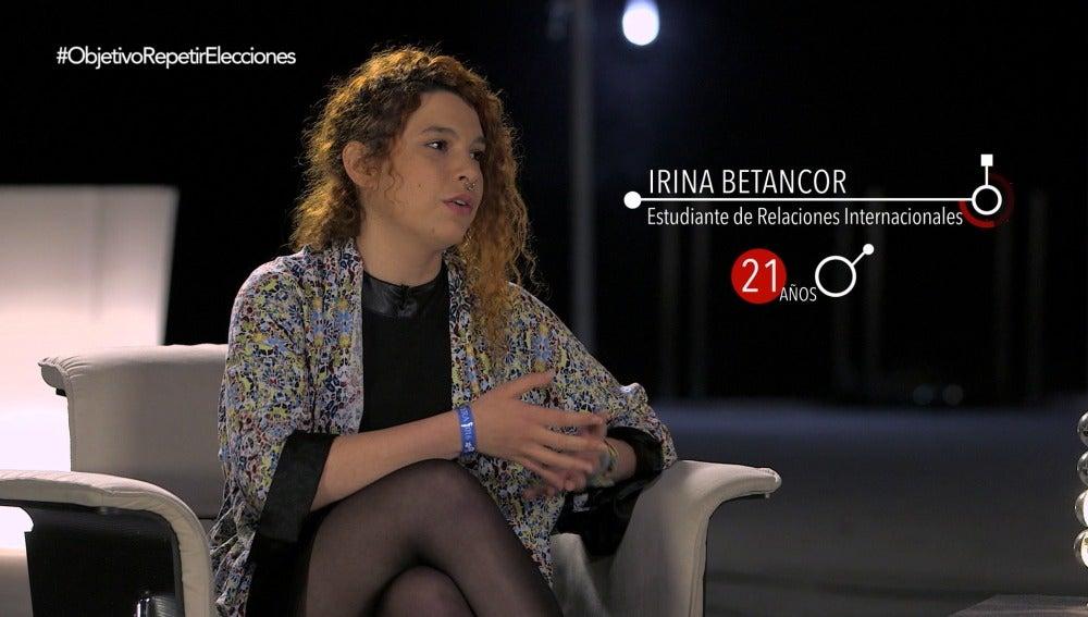 Irina Betancor