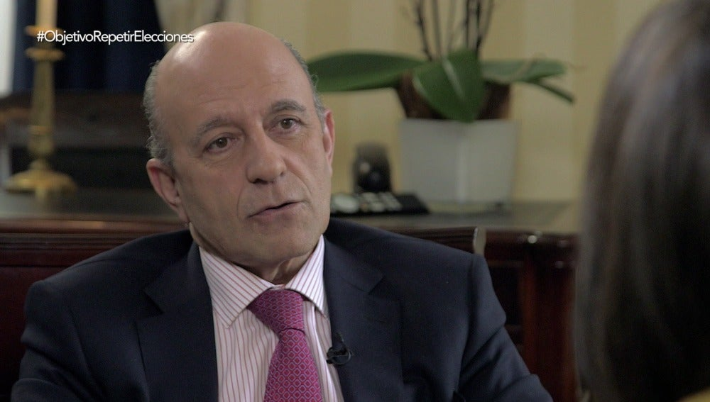 José Antonio Zarzalejos, periodista, en El Objetivo