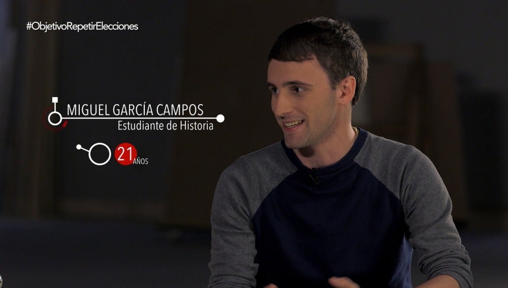 Miguel García
