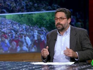 Gonzalo Fanjul, investigador de la Fundación porCausa
