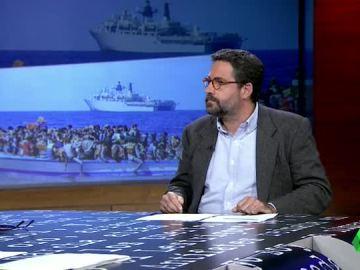 El investigador de la Fundación porCausa, Gonzalo Fanjul