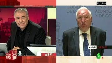 Frame 5.859317 de: Margallo cañete
