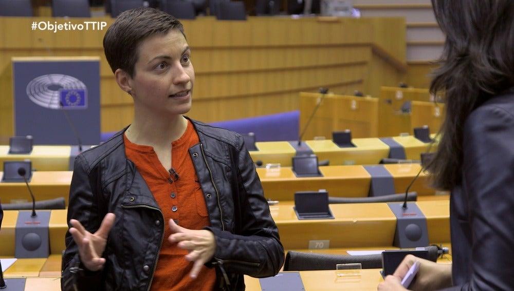 Ska Keller, eurodiputada