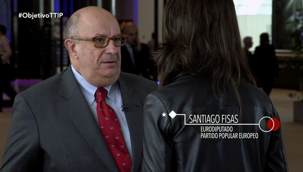 Santiago Fisas