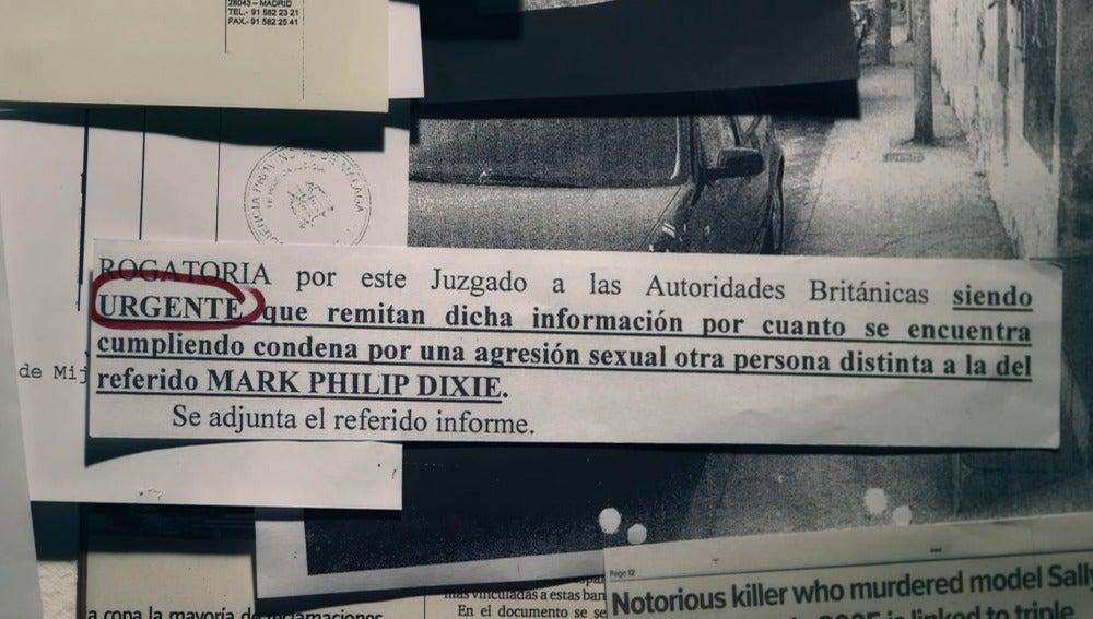 Mark Philip Dixie, culpable