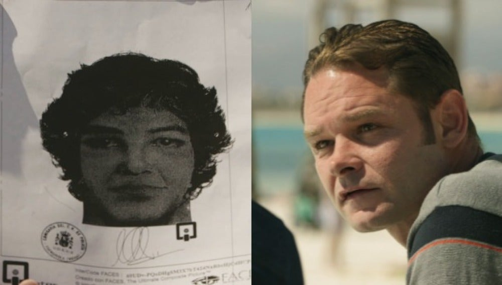 Romano Van Der Dussen y el retrato robot