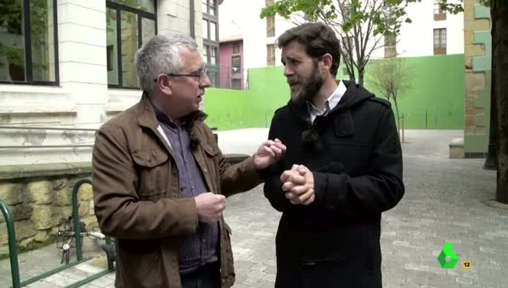 Gonzo entrevista al periodista Gorka Landaburu