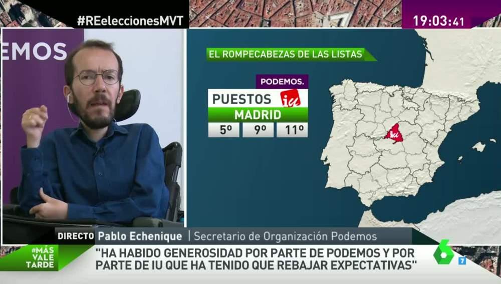 Entrevista a Pablo Echeniue