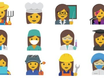 Emojis de Google
