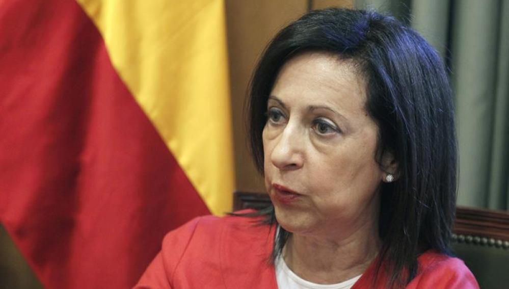 La número dos del PSOE en las listas por Madrid, Margarita Robles