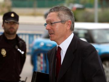 Iñaki Urdangarin llega a los juzgados para declarar por el caso Nóos