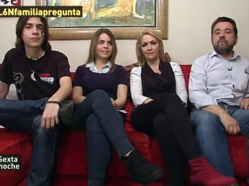 Los Albadalejo Pinto, unas de las familias de 'La Familia Pregunta'