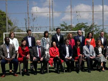 """Pedro Sánchez presenta en Barcelona al equipo de su """"Gobierno del cambio"""""""