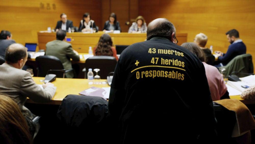 Nueva comisión de investigación del accidente de Metro Valencia