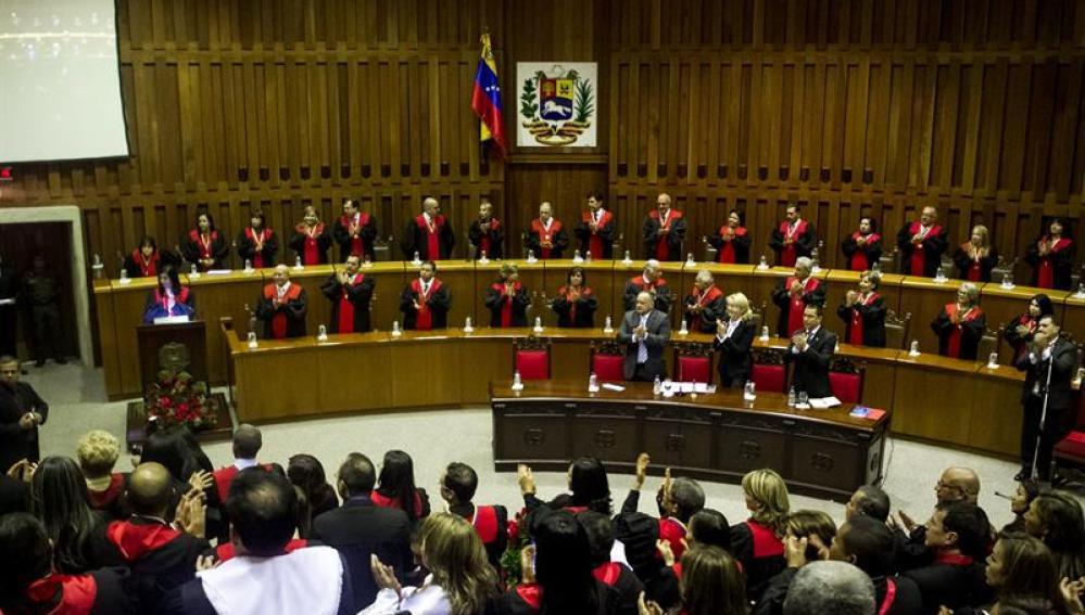 El Supremo venezolano, en una imagen de archivo.