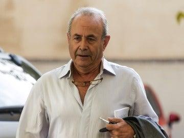 Foto de archivo del juez José Castro