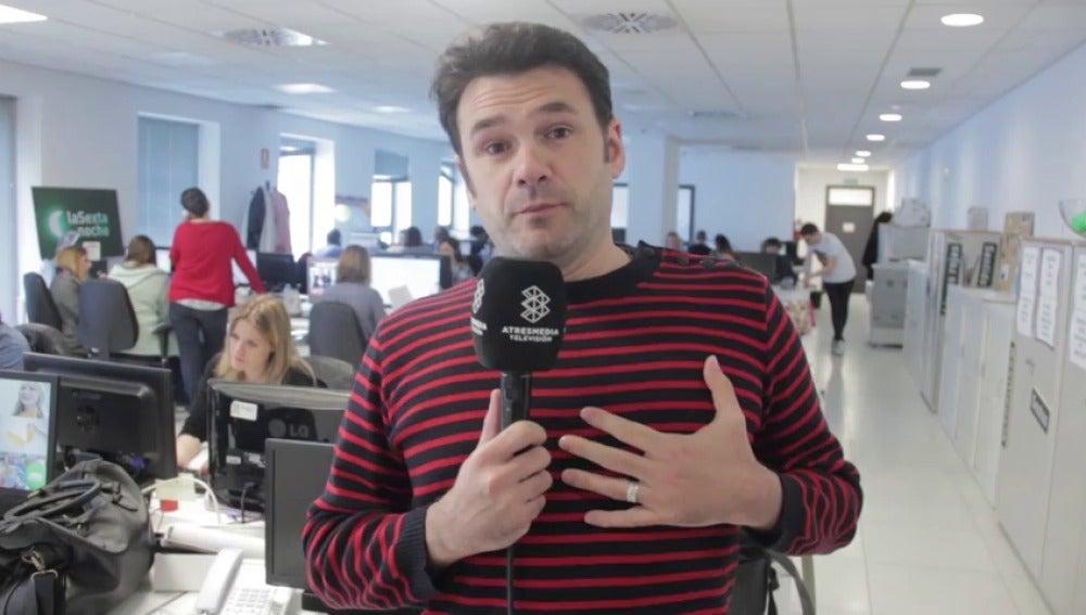 Frame 0.0 de: La porra de Iñaki López para la final de Champions Total entre Madrid y Atlético
