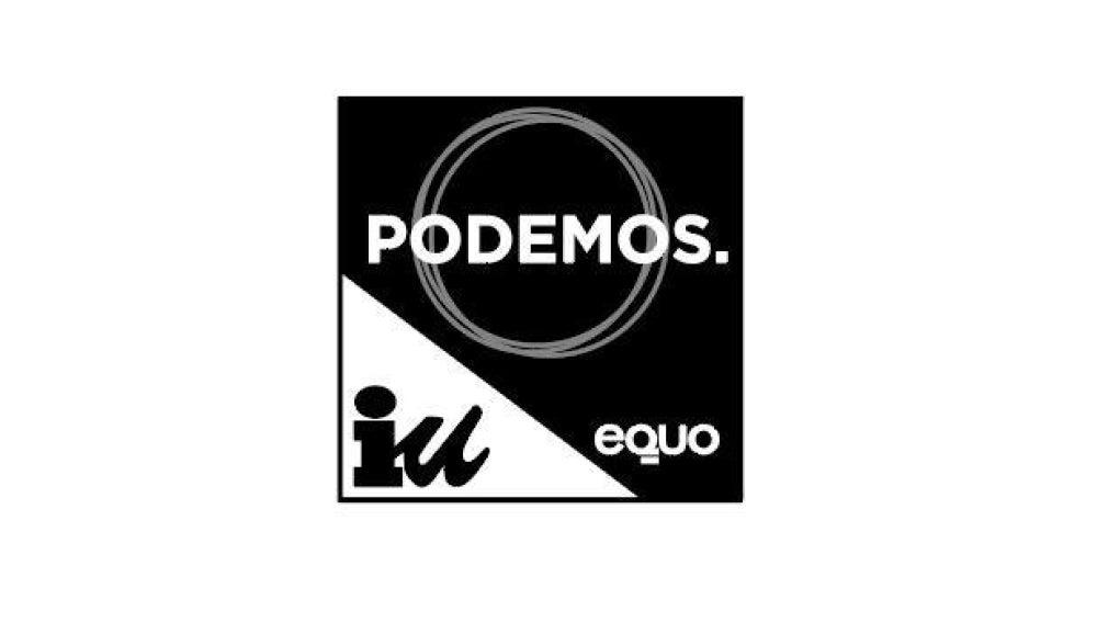 Nuevo logo de Unidos Podemos