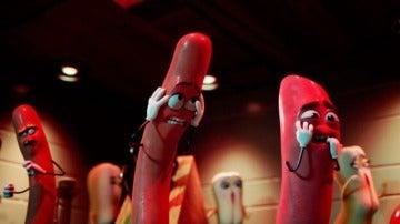 Una escena de 'La fiesta de las salchichas'