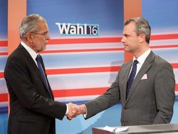 Empate técnico en las elecciones presidenciales de Austria
