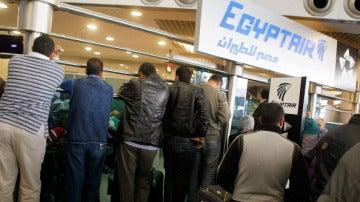 Compañía aérea EgyptAir