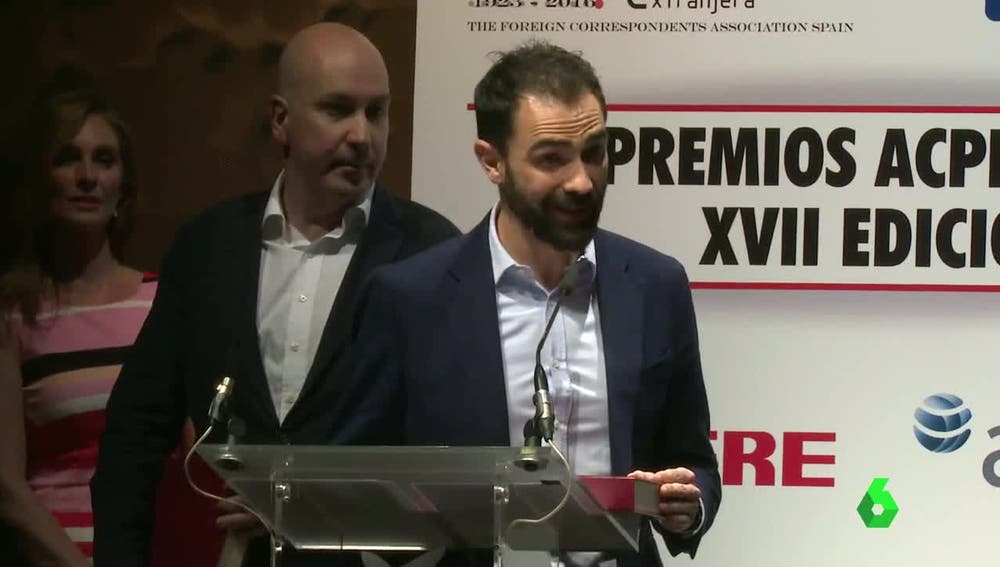 El periodista Joaquín Castellón