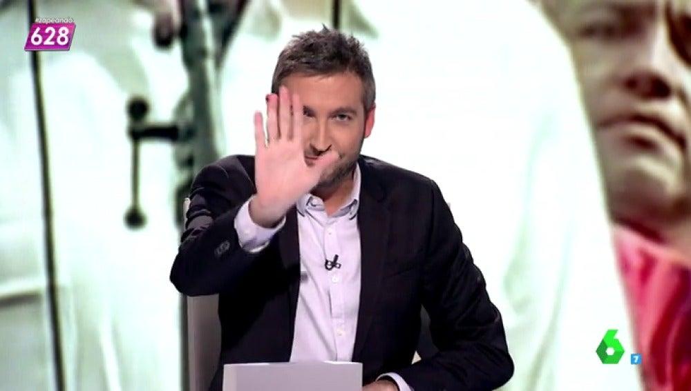 Frank Blanco manda un saludo a Nicolás  Maduro