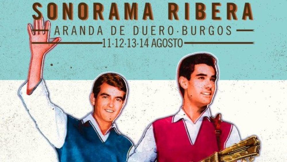 El Dúo Dinámico actuará en el Sonorama