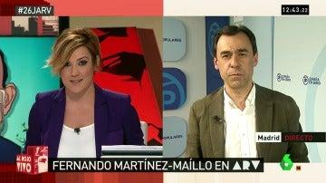 Maíllo en ARV
