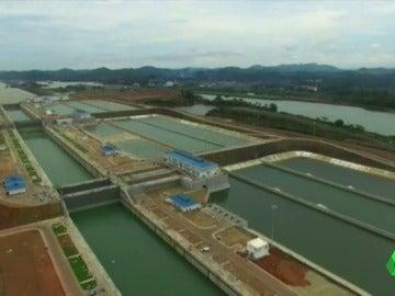 Frame 0.0 de: CANAL DE PANAMA