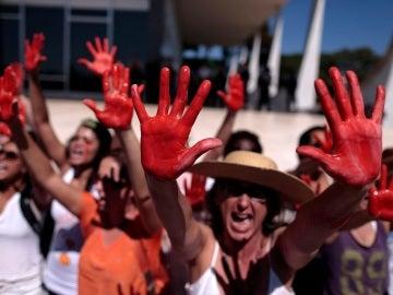 Indignación en Brasil por la violación masiva de una menor