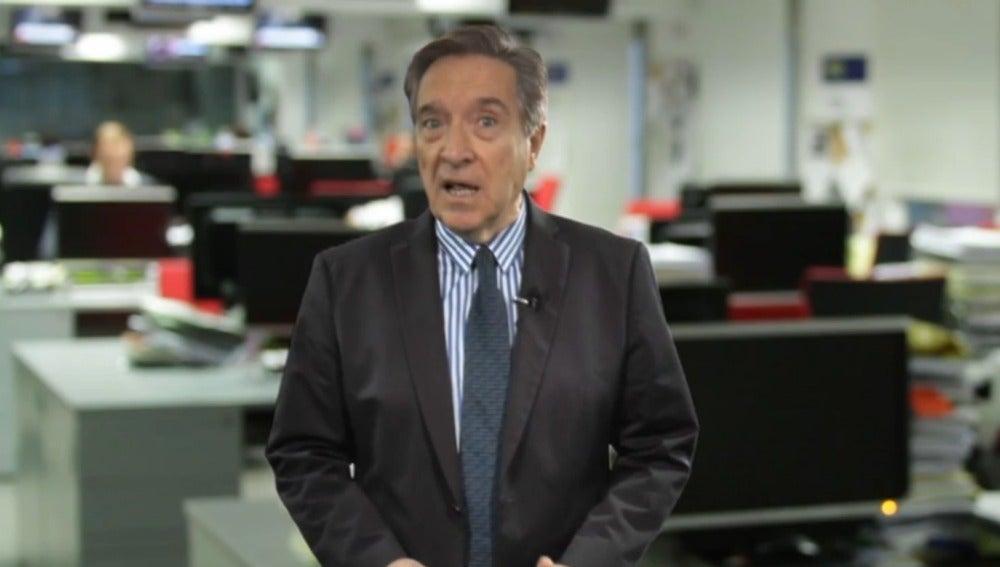 El periodista Iñaki Gabilondo