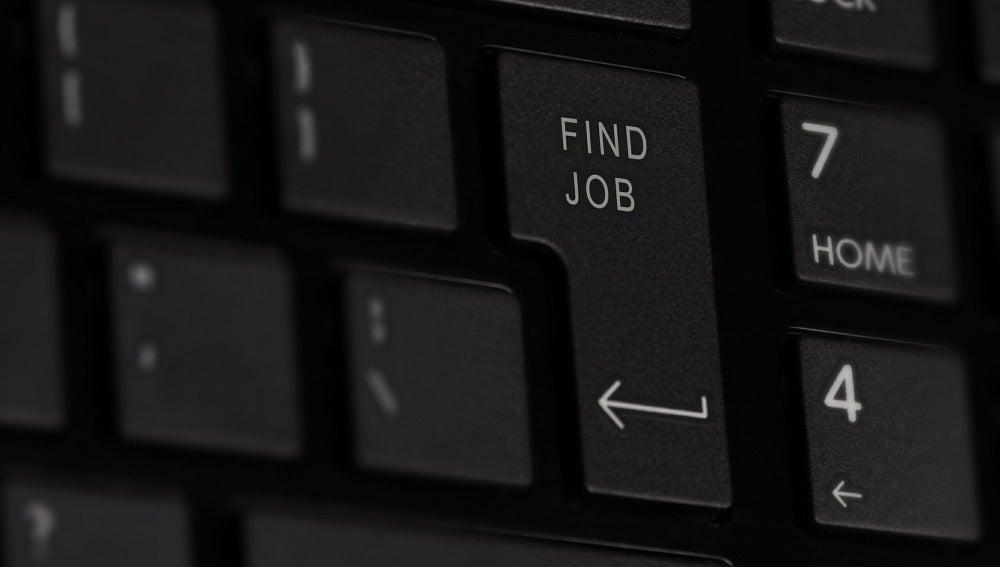 En la web profunda también se puede encontrar trabajo, pero de aquella manera.