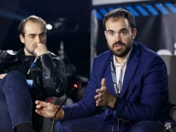 Alejandro Olvera, redactor de 'El Objetivo'.