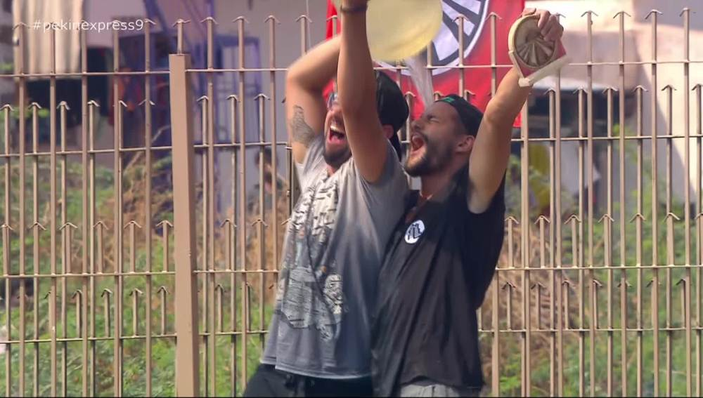 Matías y Nabil ganan la inmunidad