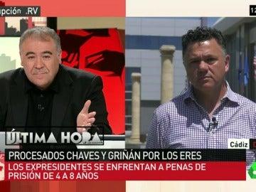 Juan Antonio Delgado, Podemos