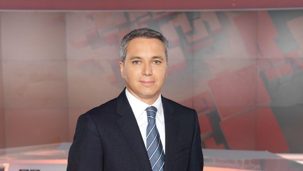 Vicente Vallés será uno de los moderadores del 'debate a cuatro'