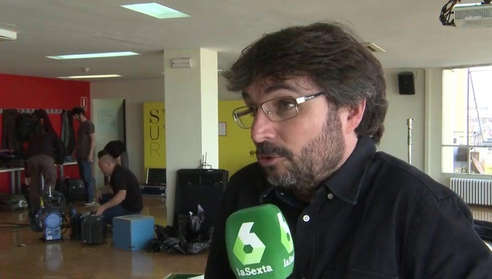 """Frame 16.168733 de: Jordi Évole: """"En el debate del Tío Cuco no hubo ninguna condición y en este ha habido alguna"""""""