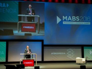 Juan Rosell en el Management & Business Summit 2016