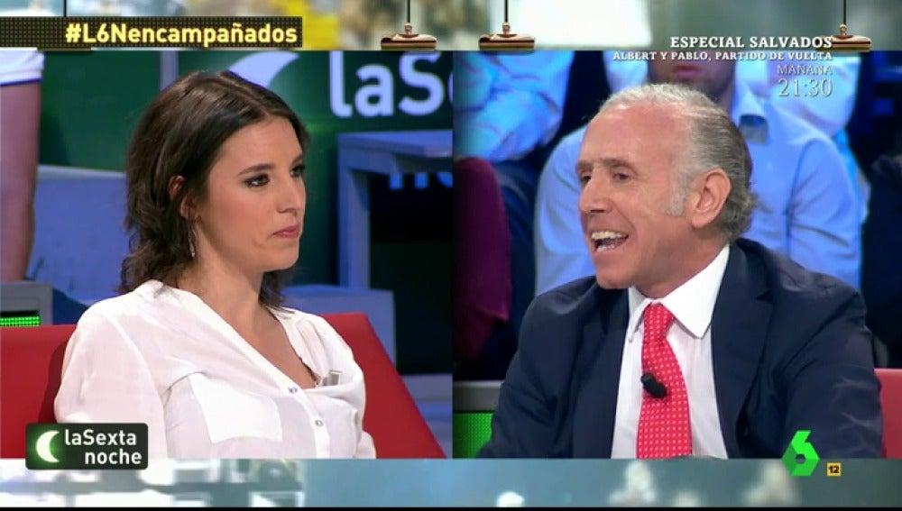 Montero e Inda en laSexta Noche
