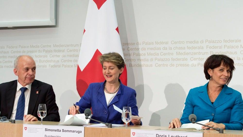 Casi el 80% de los suizos rechazan en referéndum la renta básica universal de 2.200 euros