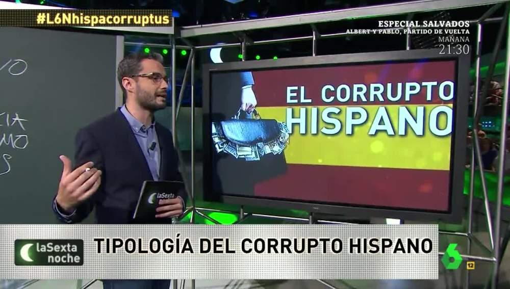 El corrupto hispano