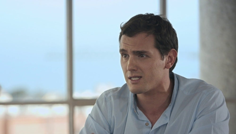 Albert Rivera en Salvados